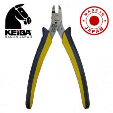 Кусачки KEIBA KMC-057B диагональные изогнутые EPO 125мм