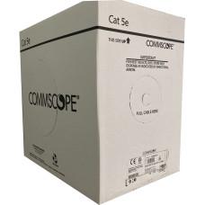 Кабель Commscope U/UTP, кат. 5e, 4 пары, LSZH, (305m/box)