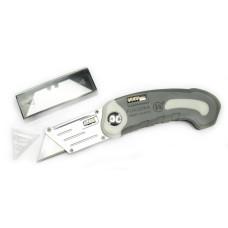 Складной нож со сменными лезвиями FUKUOKA FO-4014