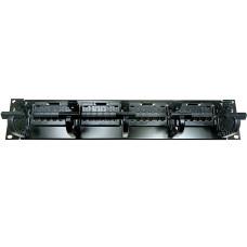 """Патч-панель 19"""" CAT6 SYSTIMAX 1U-24"""