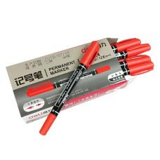 Фломастер для маркировки кабеля Deli-6824-RD
