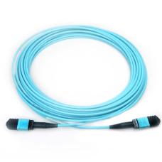 Патчкорд MPO/F-MPO/F OM3 10М (24 волокна)