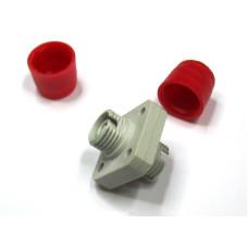 Адаптер FC-FC Q-type plast