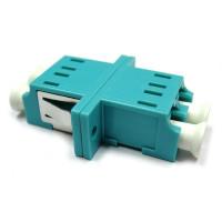 Адаптер LC-LC OM3 duplex