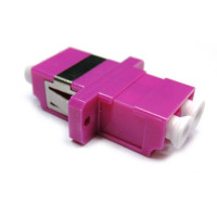 Адаптер LC-LC OM4 duplex