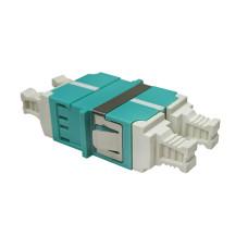 Адаптер LC-LC Quadro ( 4 порта LC)