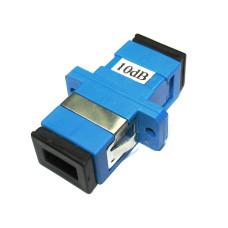 Аттенюатор оптический SC розетка-розетка 10dB