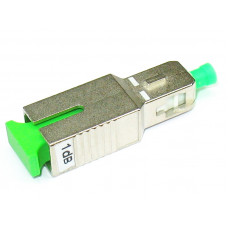 Аттенюатор оптический SC APC 1dB