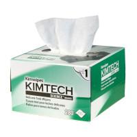 Салфетки безворсовые для протирки оптики KimWipes Kimtech сухие.